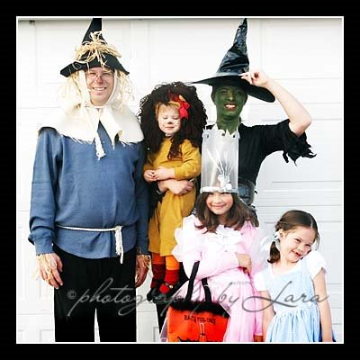 All we were missing was the yellow brick road<br>(oh, and the Tin Man, and the Wizard, and the munchkins, and the Wicked Witch of the East...)