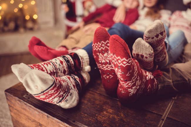 How to Start Your Own Family Christmas Traditions + 14 Christmas Tradition Ideas