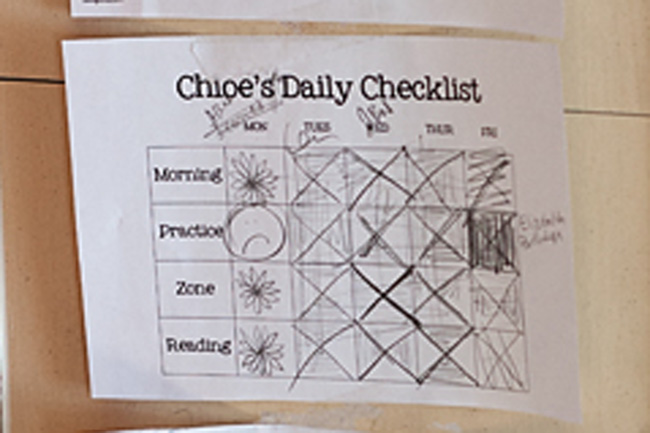An Easy System for Chores and Allowance