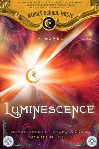 Luminescence Book Review and a $25 Giveaway