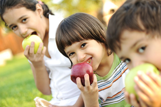 Summer Snack Solutions for Kids
