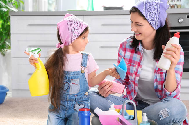 5 Simple Ways to Get Kids to Do Chores