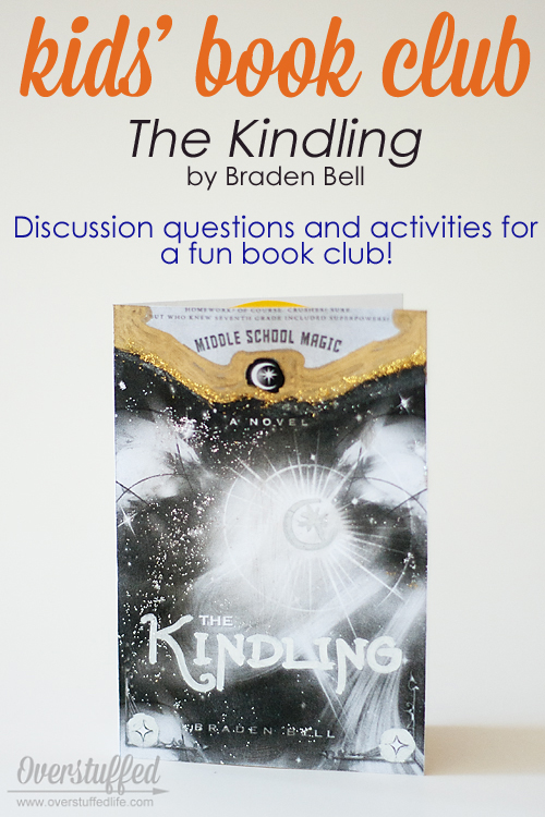 Summer Book Club: The Kindling by Braden Bell