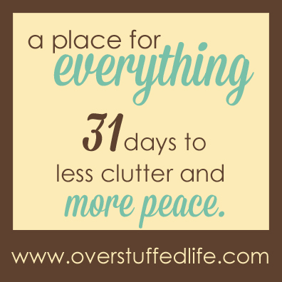 5 Lessons I Learned by Decluttering for a Month