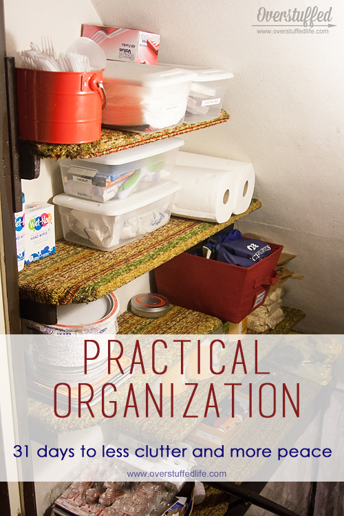 Why Can't I Stay Organized?