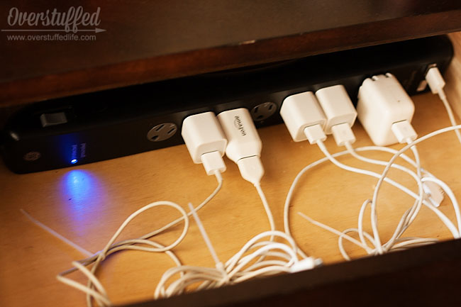 Easy DIY Charging Station