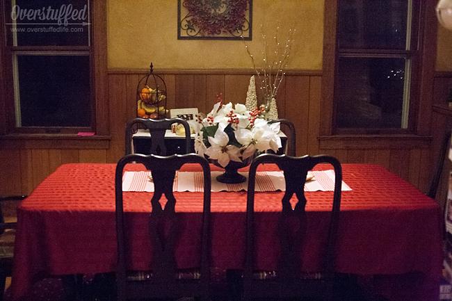 Christmas Home Tour: Dining Room