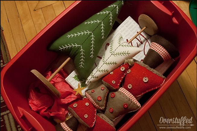 Tips for Packing Up and Storing Holiday Decorations