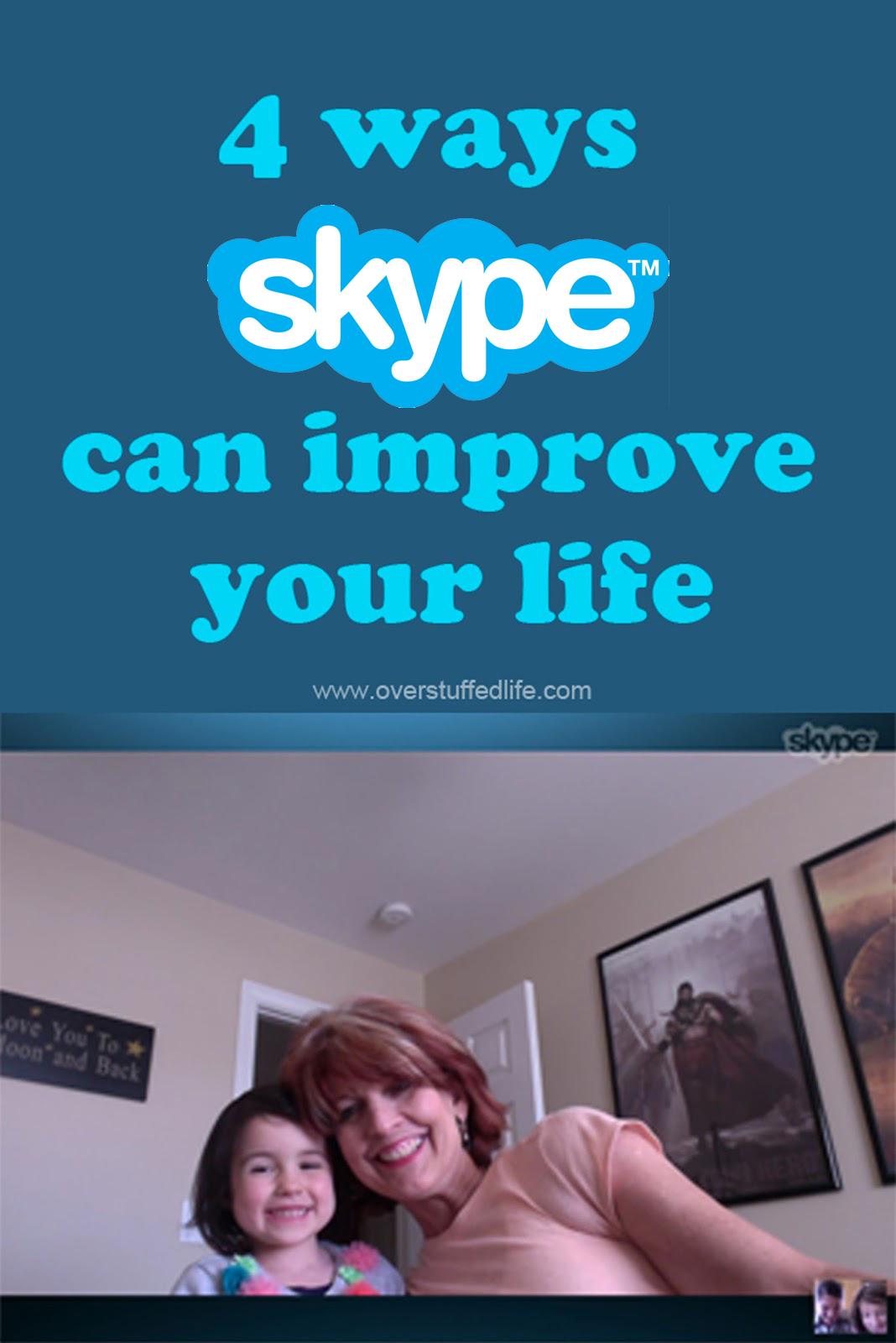4 Ways Skype Can Improve Your Life