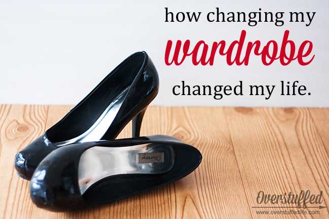 How Changing Your Wardrobe Can Change Your Life
