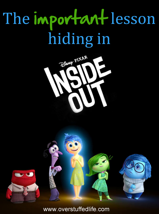 The Important Lesson Hiding in Inside Out