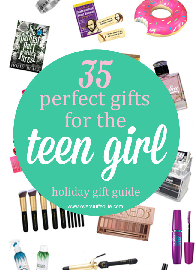 35 Perfect Gifts for a Teen Girl