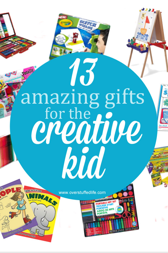 13 Gifts for the Creative Kid