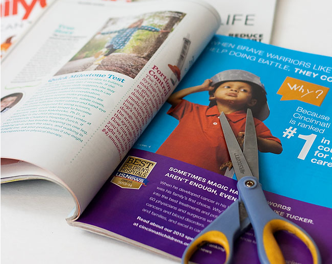 Help Your Kids Make Their Own Vision Boards