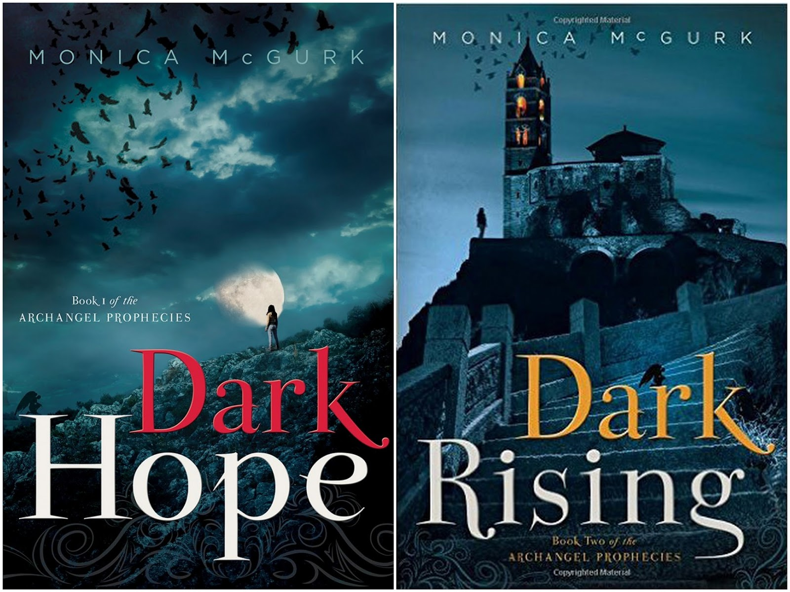 Dark Rising: A Book Review and Giveaway