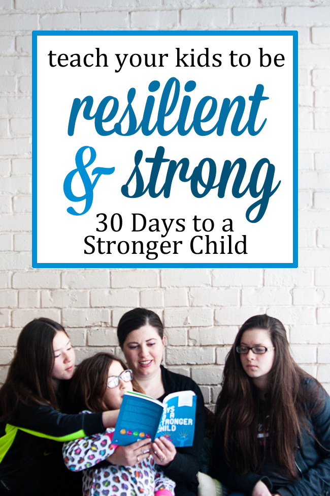 30 Days to a Stronger Child: Book Review