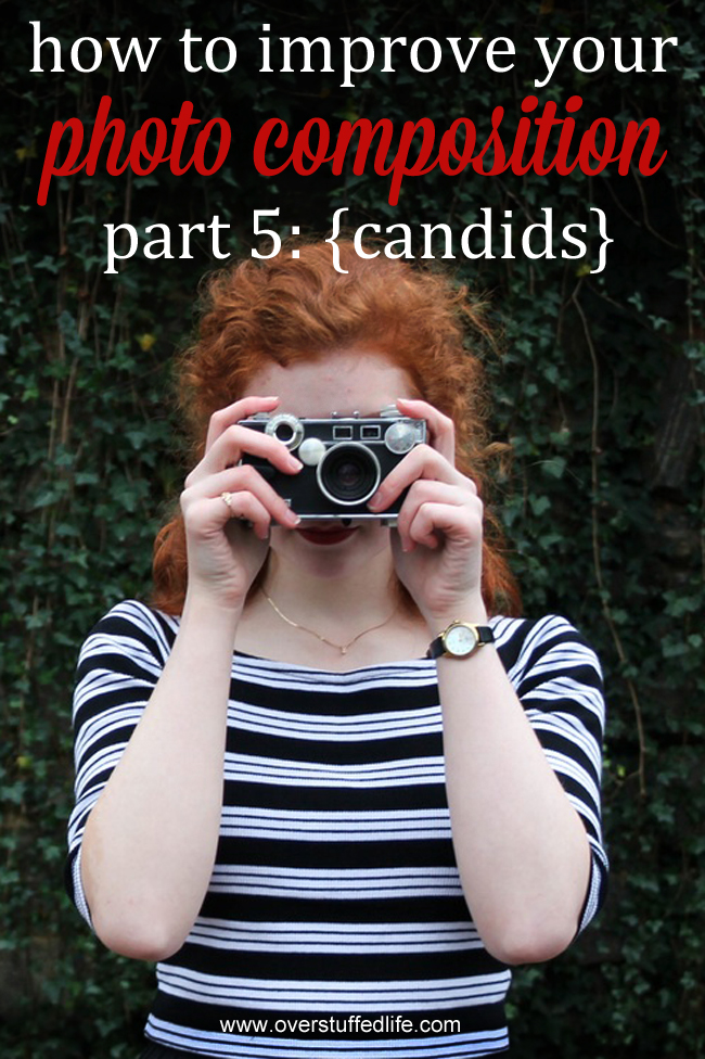 How to Improve Your Photo Composition: Take Candid Shots