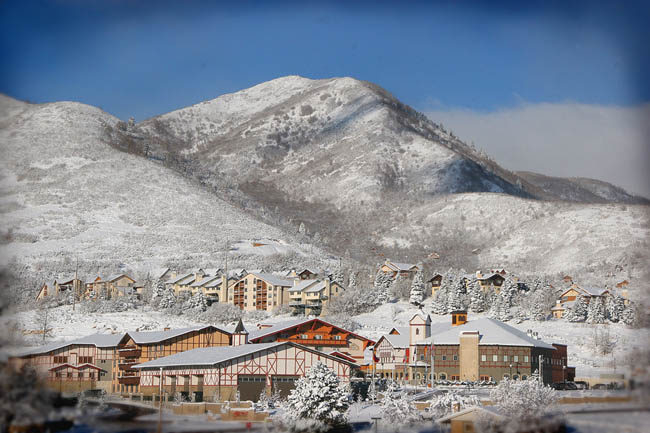 10 Reasons to Visit Heber Valley in the Winter
