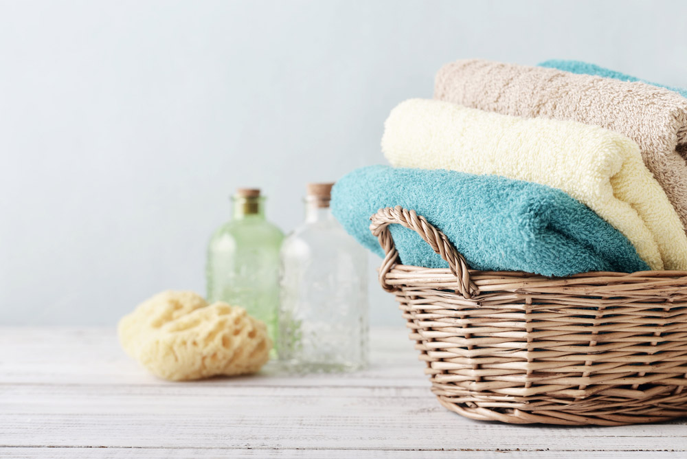 How to Get the Funky Smell Out of Your Towels