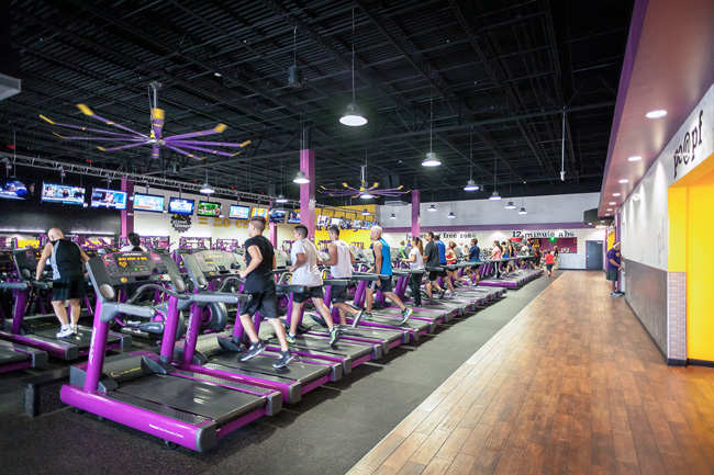 Planet Fitness: Your Judgment Free Zone for the New Year