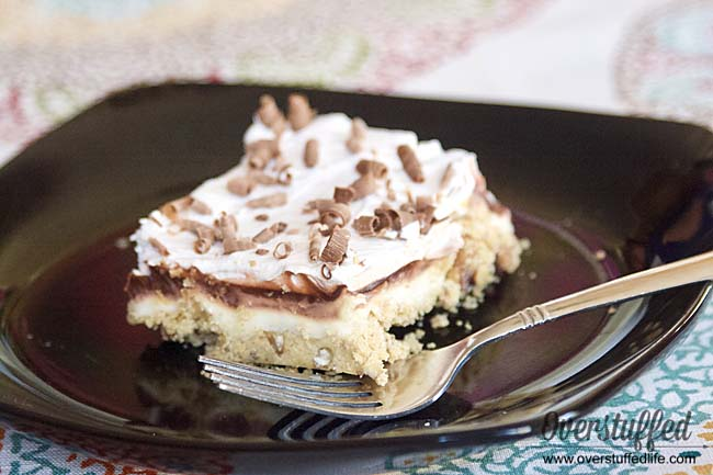 Mississippi Mud Pie—Gluten-Free Chocolate Pudding Dessert