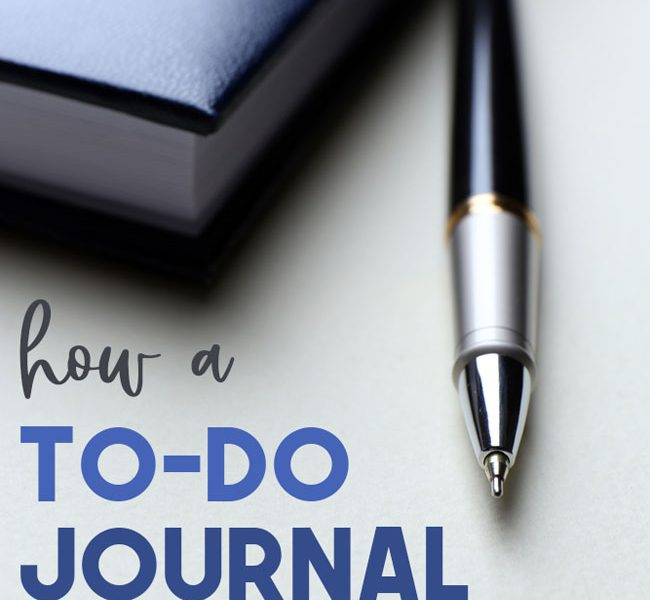 to-do journal