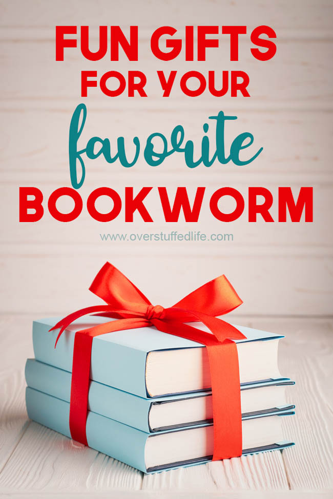 30 Unique Gifts for the Bookworm