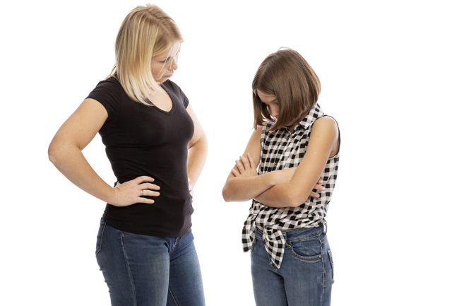 7 Reasons Your Teenager Won't Talk to You